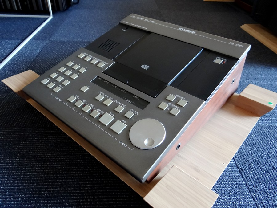 中古オーディオ STUDER A730 CDプレーヤー