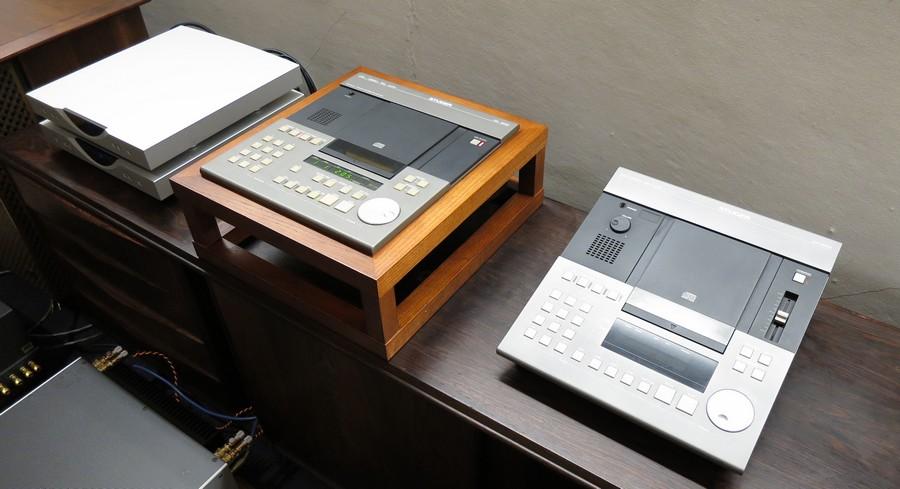 業務用スチューダー Stder A730 &、Parallel Stand(仕様変更します) スタジオコンソール仕様で、放熱に優れます。