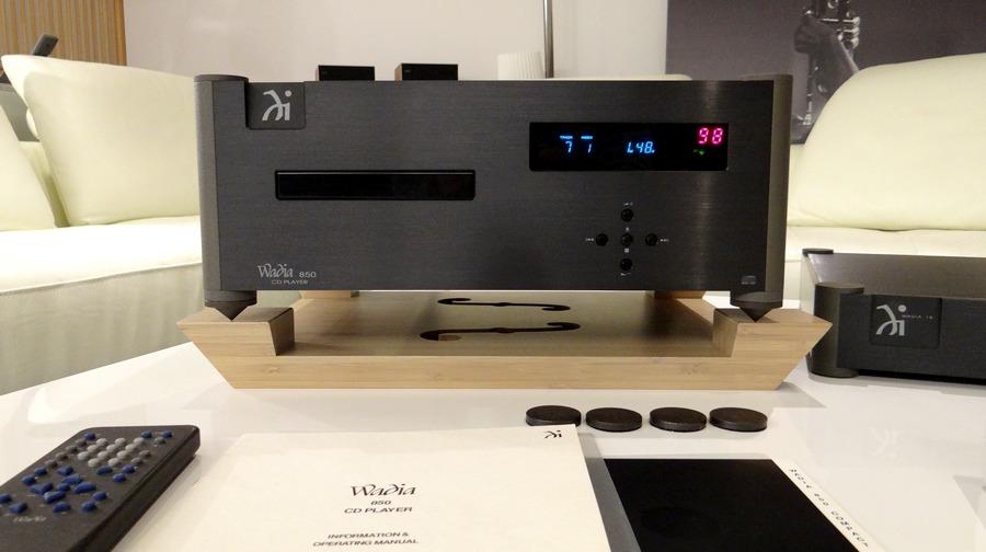 中古 CDプレーヤー Wadia Digital Wadia 850 STD