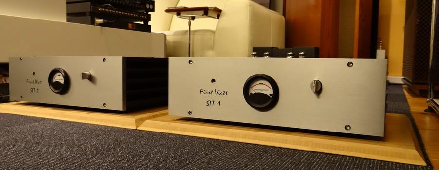 中古ファーストワット First Watt SIT-1 mono power