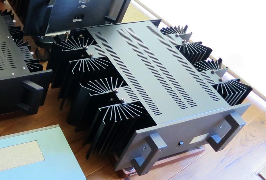 【中古】Krell Ksa-80 クレル中期A級パワーアンプ
