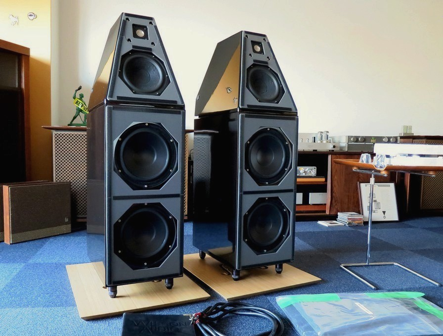 【中古】 WILSON AUDIO System 5 ウィルソンオーディオ・WILSON AUDIO System 5 デビッド・ウィルソン設計