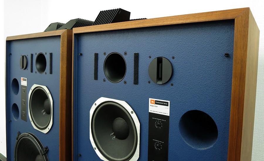 中古 JBL4344 外観:+A JBLスタジオモニター美品。中古JBLスピーカー