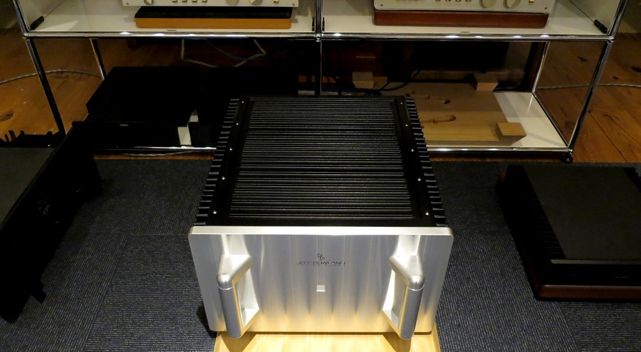 Jeff Rowland.D.G Model 8SP 中古オーディオパワーアンプ 販売