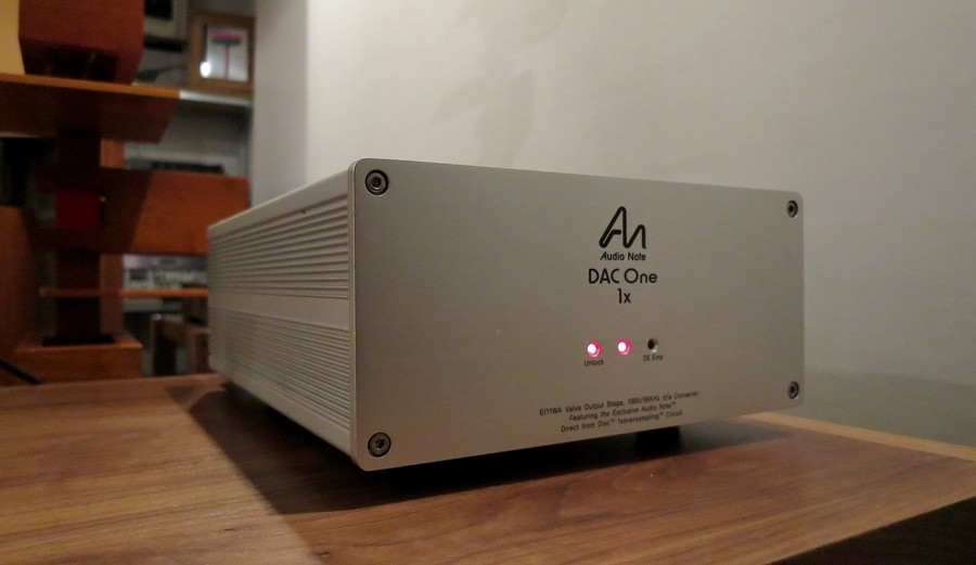 AUDIO NOTE DAC ONE 1x