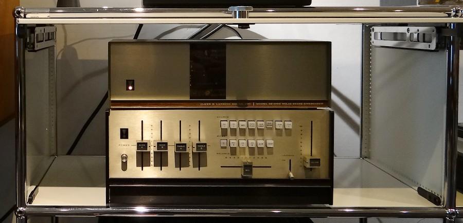 中古 JBL SG520 コントロールアンプ