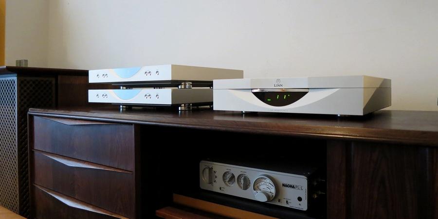 LINN CD12 2015年ドライブメカ交換済のハイエンドCDプレーヤー