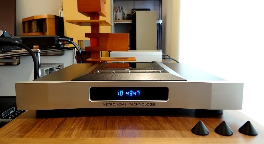中古メトロノーム CD Metronome Technologie T1i Signature