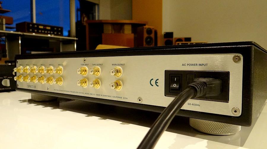Spectral DMC-15SS Studio Standard Preamp