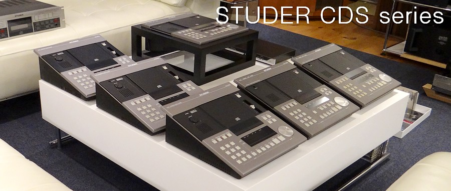 中古スチューダー STUDER A730、STUDER D730MK2、STUDER A725 CDプレーヤー 中古ハイエンドオーディオアンプ スピーカー 販売 秋葉原 日本橋 Audio Dripper TOKYO。
