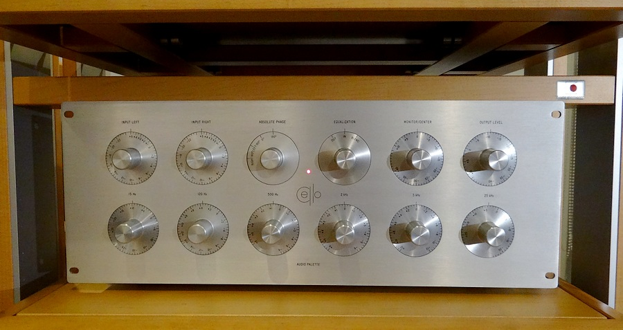 cello audio palette ワンオーナー正規品。CELLOブランド最初のプロダクト