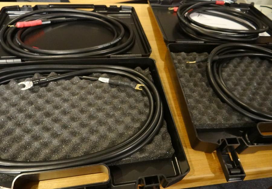 FM ACOUSTICS FLS3 CA24711スピーカーケーブル 元箱