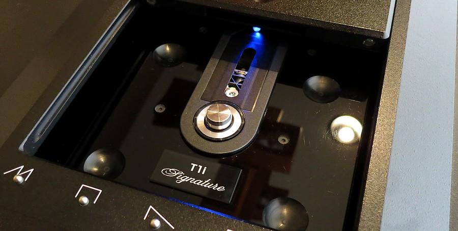 CDマウント部 Metronome Technologie T1i Signature