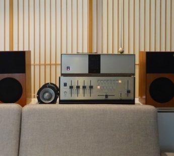 JBL vintage Sound System