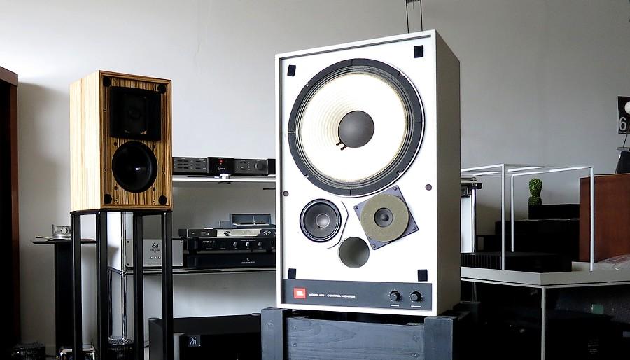 Jbl4311A スタジオモニター(アルニコモデル)