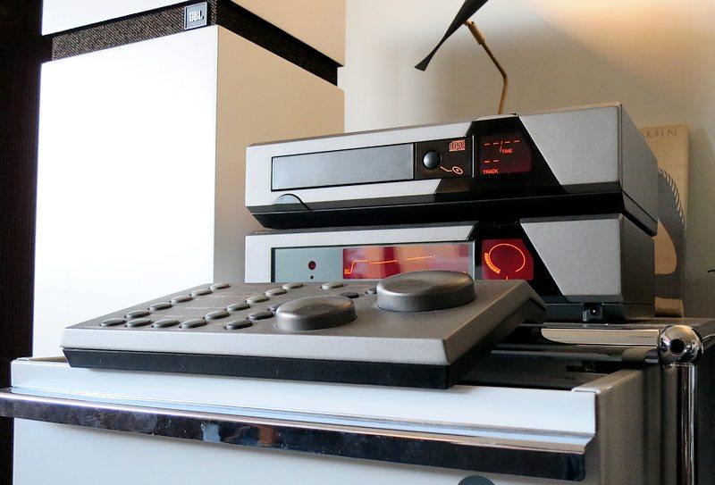 英国Quad66pre+66CD+リモコン