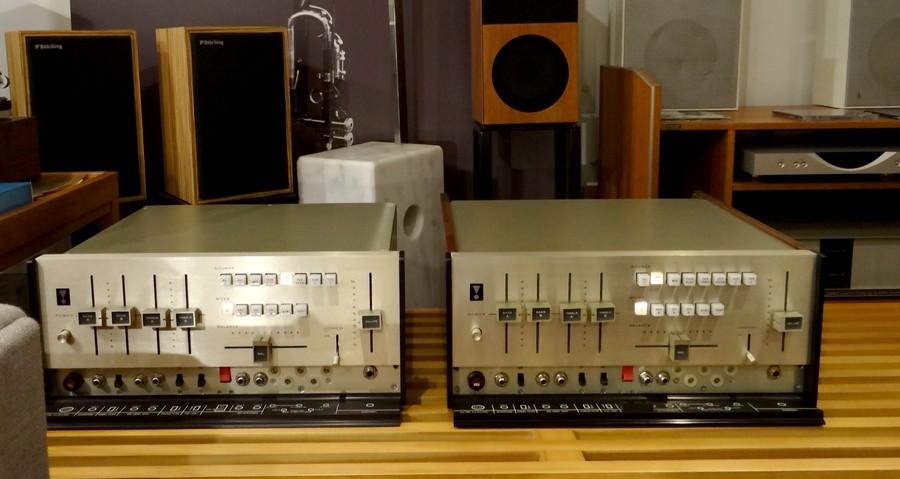 JBL SG520 SE400Sのフルレストアとセミレストア品