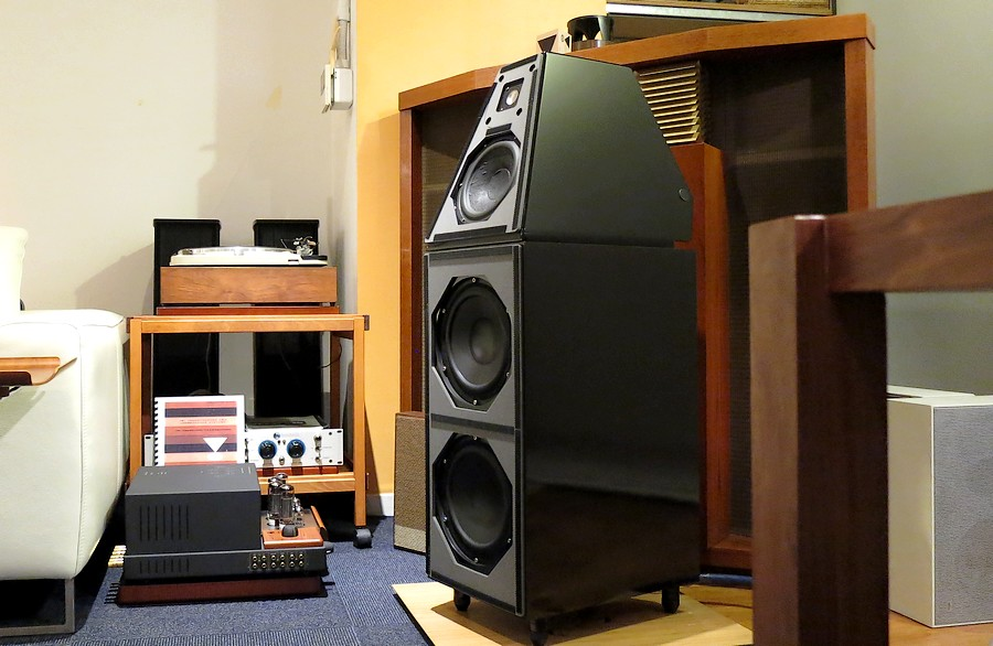 中古ハイエンドスピーカー 販売 WILSON AUDIO System5 中古ハイエンドオーディオアンプ スピーカー 販売 秋葉原 日本橋 Audio Dripper TOKYO