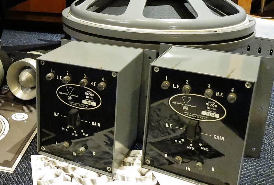 中古JBL N1200 OLDモデル