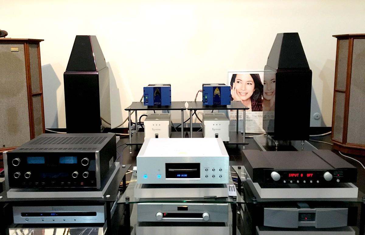 ハイエンドスピーカー Wilson Audio System 8 定価¥ 3,996,000 (税込) One Owner品のお客さまリスニングルーム