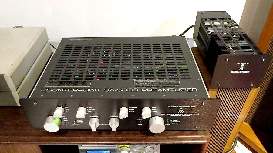 Counter Point SA5000