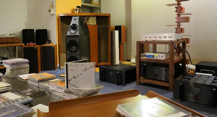 中古 WILSON AUDIO System5 中古ハイエンドオーディオアンプ スピーカー 販売 秋葉原 日本橋 Audio Dripper TOKYO Marcin Wasilewski /Trio / ECM