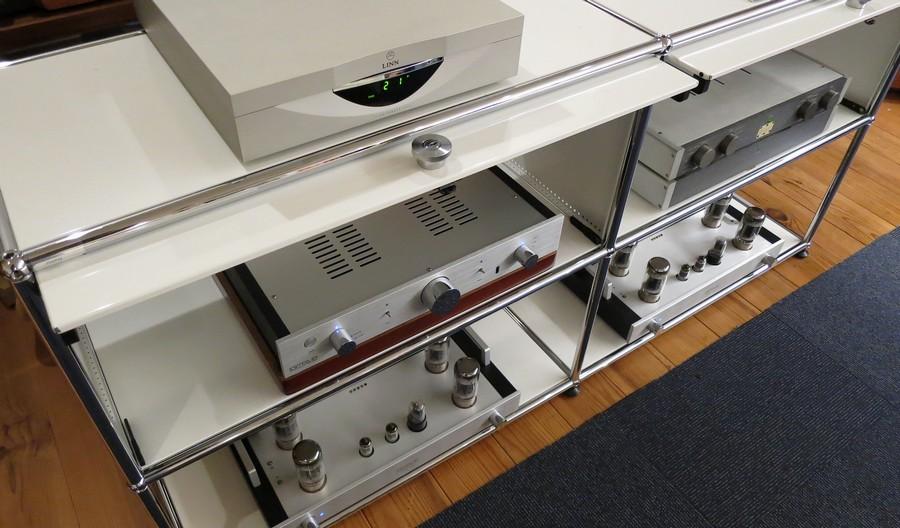 中古 OCTAVE MRE130 真空管モノラルパワーアンプ+BLACKBOX 定価¥2,326,080.