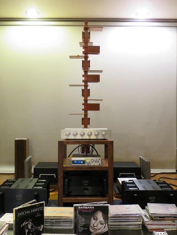 古い録音を再生するWILSON AUDIO System5