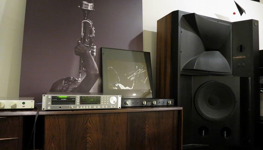 STUDERとML7で試聴可能。中古エベレストDD55000 中古オーディオショップ Audio Dripper TOKYO