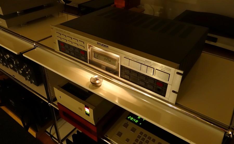 中古フィリップス LHH2000 phlips lhh2000 Restore&STUDER A725 Restore