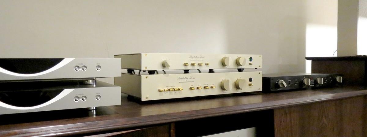 LINN Marklevinson JBL FM Acoustics USED