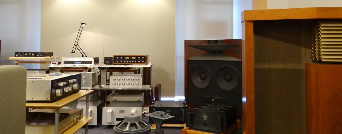 中古オーディオ ショップ 東京 Audio Dripper vintage hiend-audio