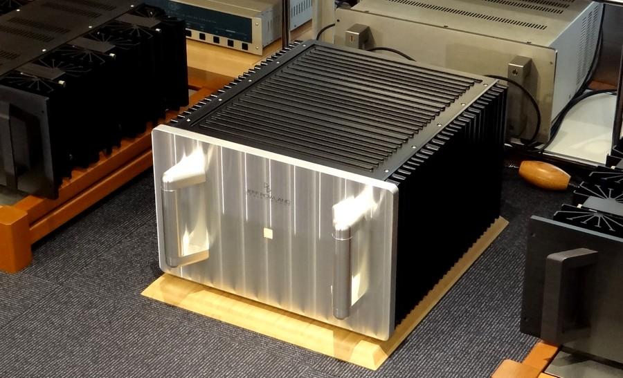 Jeff Rowland.D.G Model 8SP パワーアンプ