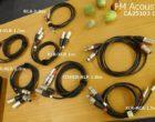 FM ACOUSTICS CA25103 CABLE Audio Dripper TOKYO