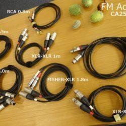 FM Acoustics CA25103ケーブル・オリジナル