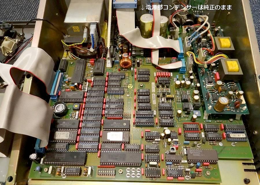STUDER A730 メイン基板、出力基板、サーボ基板すべて整備済