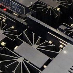 Marklevinson ML2l 整備中の4台