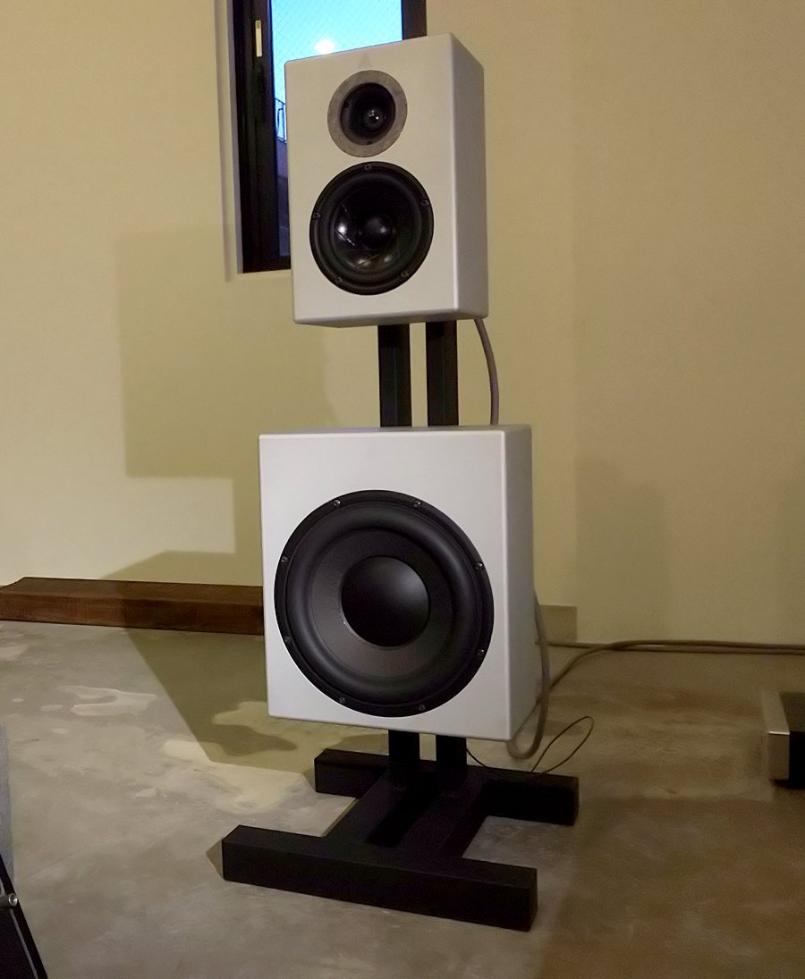 AUDIO MACHINA CRM&CRS CR MasterStand