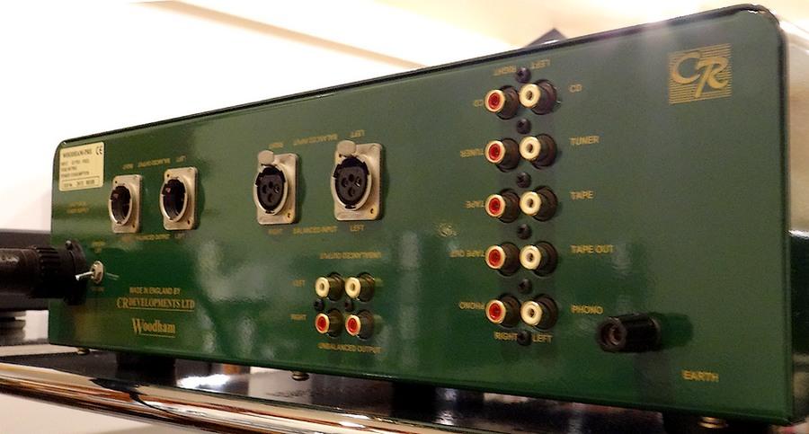 CR Developments woodham 300 classic mint pre