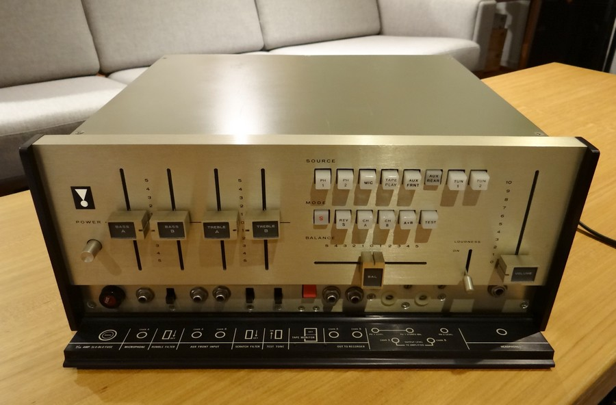 JBL sg520 preamp