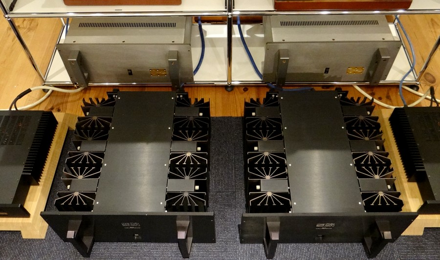 RFエンタープライゼス扱いのMarklevinson ML2L EIコアトランス搭載モデル