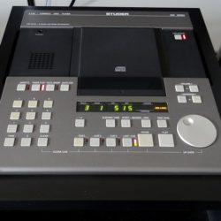 STUDER A730 ベースモデル 中古オーディオ CDプレーヤー