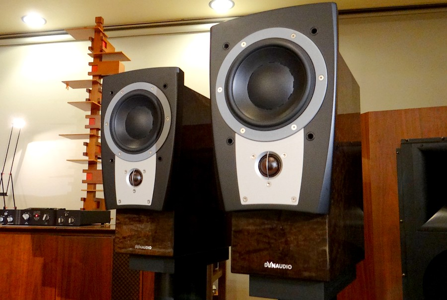 Dynaudio Confidence C1 signature&Dynaudio Stand4 Wilfried Ehrenholz