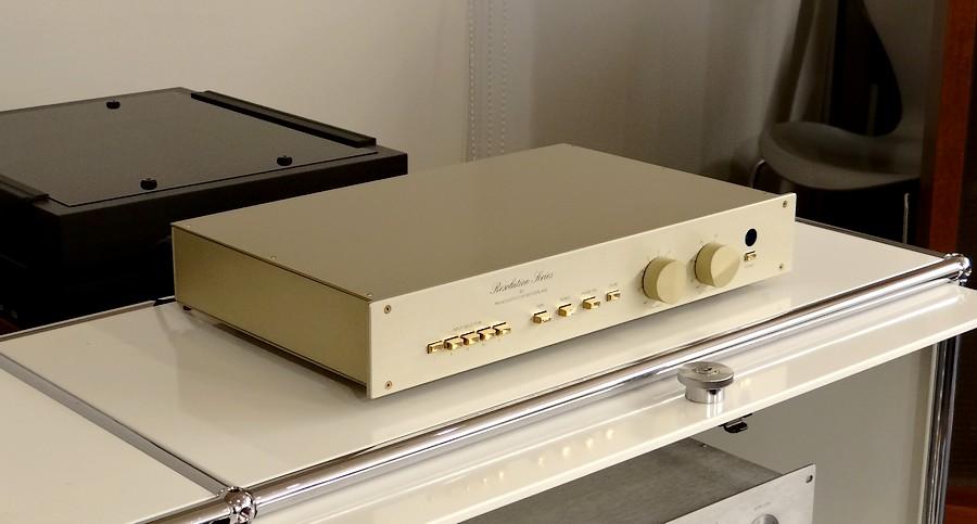 ■FM ACOUSTICS FM255 コントロールアンプ 正規品 定価¥3,850,000. 動作保証6か月