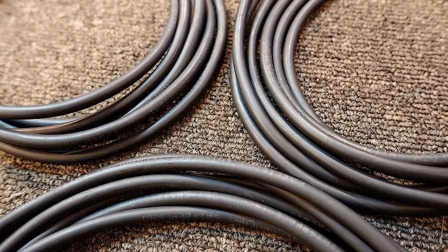 FM ACOUSTICS CA25103 XLR-Precision Interface Technology LINE LEVEL CABLES