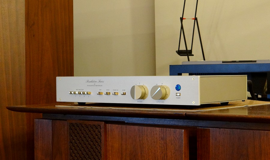 FM Acoustics FM255  Axiss