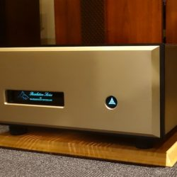 FM Acoustics FM611 power amp