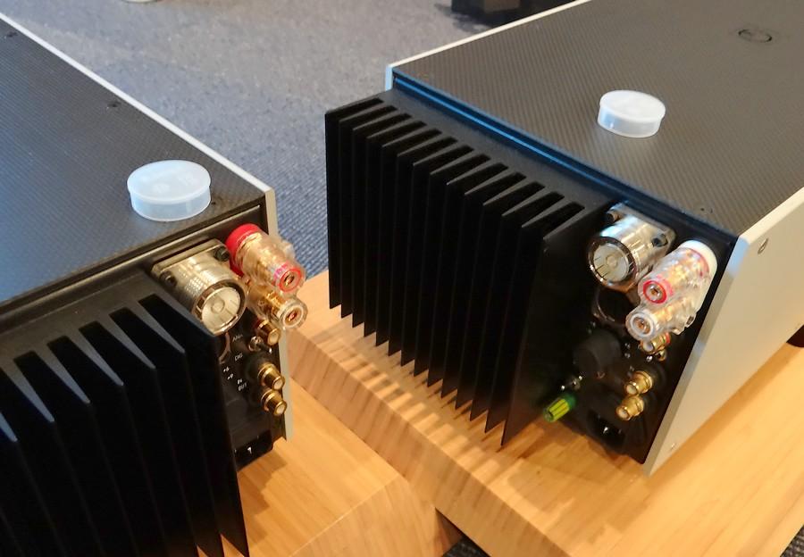 GOLDMUND Mimesis18.4ME monopower amp