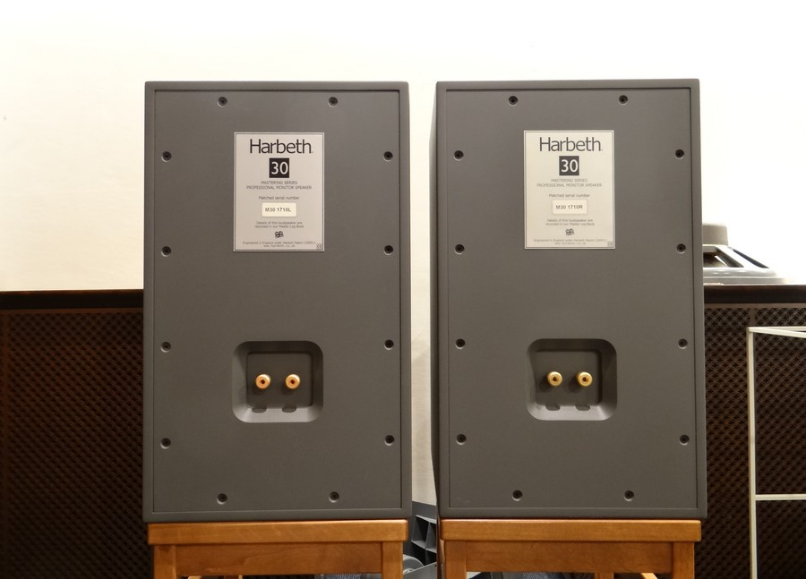 HARBETH monitor 30 speaker【ハーベス LS 5/9 BBC】