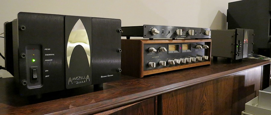 Ampzilla2000 SE 中古(新古状態)極上付属品すべてあり